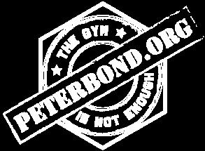 PeterBond.org logo