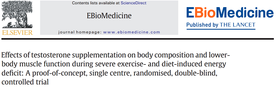 "Research pick: ""Effects of testosterone supplementation on body composition (...)"""