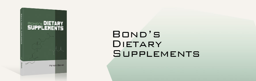 Bond's Dietary Supplements